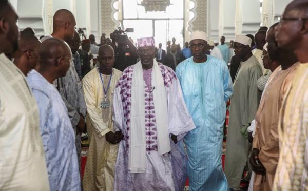 Vidéo : Intégrale-Prière de la Korité à la Grande mosquée de Dakar