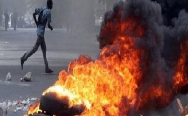Dakar prend feu !