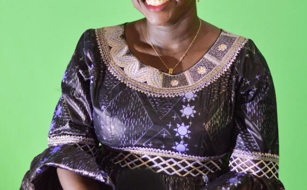 """Photos : Mame Khary Diène, la sublime Amazone d'Abdoul Mbaye, """"femme noire, vêtue de ta couleur qui est vie..."""""""