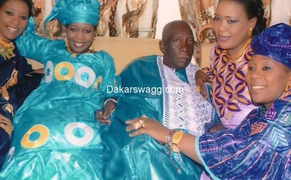 Photos: El hadji Mansour Mbaye, instants complices avec ses filles …