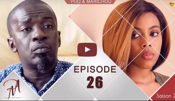 Pod et Marichou – Saison 2 – Episode 26