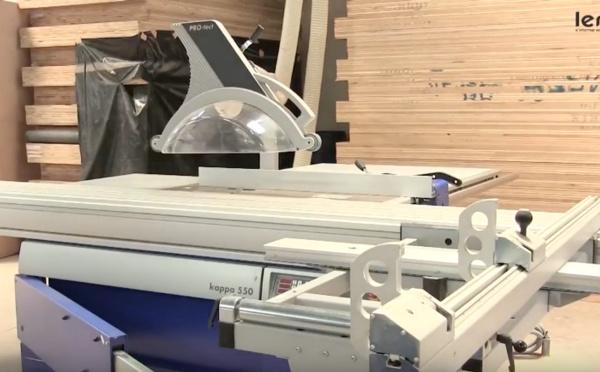 Menuiserie Khadim Rassoul : de nouvelles machines à la pointe de la technologie qui valorisent l'expertise locale