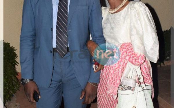 La journaliste Adama Aïdara Kanté entre de bonnes mains avec Mouhamed