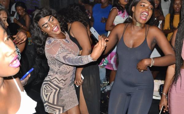 41 photos :Les filles étaient déchaînées au Duplex lors de la soirée de Momo Dieng, regardez