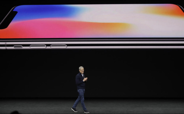 Le succès de l'iPhone X profitera à Samsung
