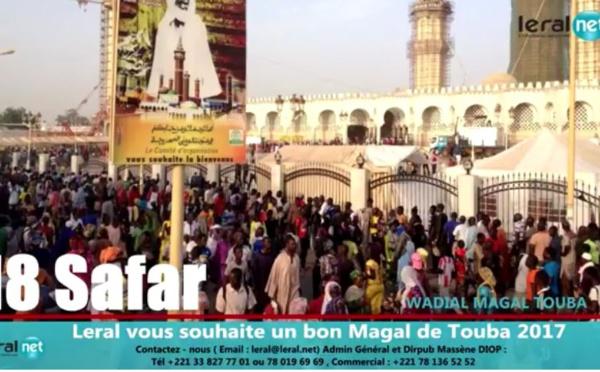 Wadial Magal Touba 2017 18 SAFAR : Leral.net anticipe l'événement religieux international dédié à Cheikh Ahmadou Bamba