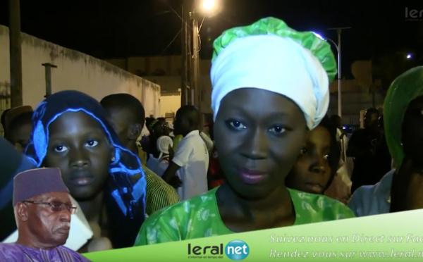 Video: Ecoutez les réactions à Tivaouane après le Bourde