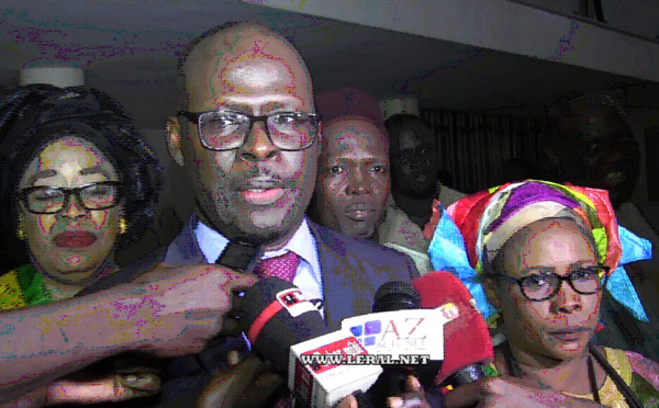 """Video: Cheikh Bamba Dièye """" ...rira bien qui rira le dernier.."""""""
