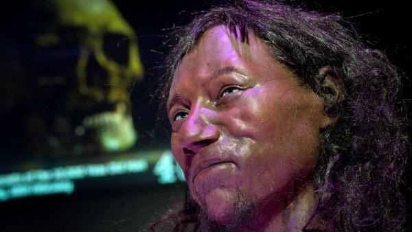 Royaume-Uni : l'ADN d'un squelette de 10 000 ans révèle un homme noir aux yeux bleus