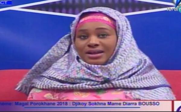 Magal Porokhane 2018: Djikoy Sokhna Diarra Bousso, comme thème