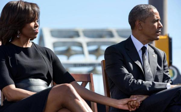 52 photos : La touchante Saint Valentin de Barack et Michelle Obama