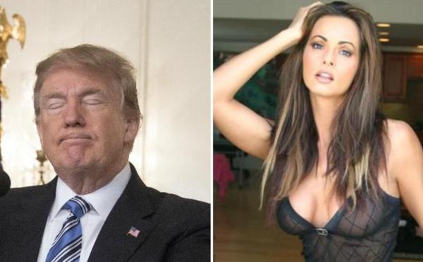 Trump touché par un nouveau scandale avec une ex-playmate