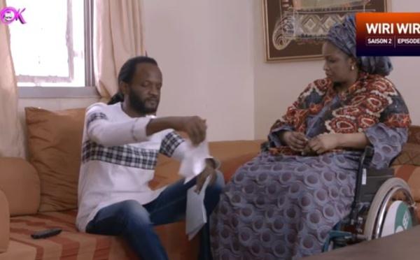 Série TV Sénégal : WIRI WIRI  saison 2 épisode 4