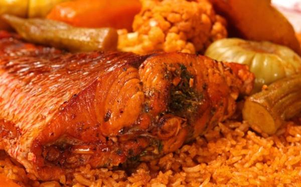 A table ! L'Economie dans l'assiette: Au Sénégal, devant un Thiébou Dieune