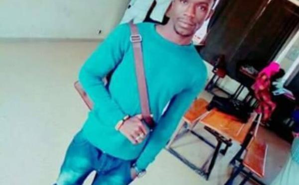 Mort de l'étudiant Fallou Sène : une voiture de police incendiée