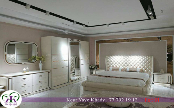Nouvelle arrivage, meuble, chambre à coucher, Ndeye Bineta Diagne