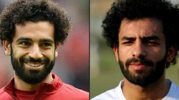 Incroyable : Voici Hussein Ali, le sosie parfait de Mohamed Salah !