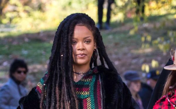 Rihanna, sublime avec des dreadlocks pour son dernier film (Photos)
