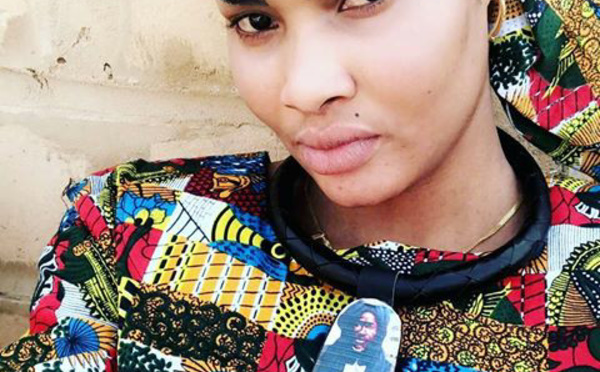 Photos : Soumboulou Bathily en mode Yaye Fall