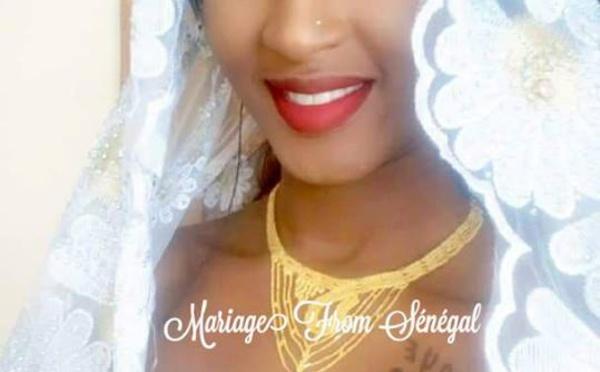 Oumy Camara Mbaye souhaite un heureux ménage à sa petite sœur Néné Camara