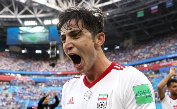 Mondial 2018 Groupe B Iran / Maroc 1-0, les Highlihts