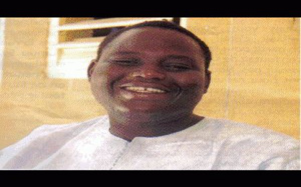 Abdoul Lahad Ndiaye alias « Tann Bombé », artiste comédien : Rire en gros
