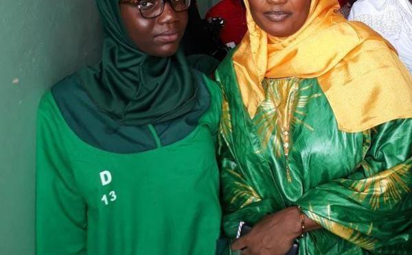 Journée de Coran Darray Sokhna Mouslimatou Mbacké Bintou S.M.Bousso Dieng à Touba