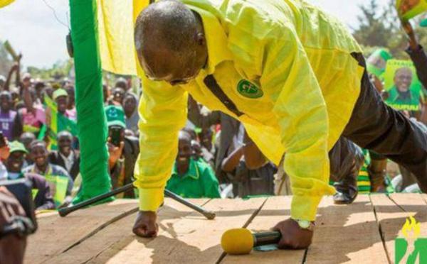 """Portrait du """"bon président africain"""""""