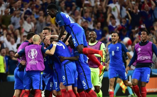 Les Bleus en finale pour la 3e fois en 20 ans, France 1-0 Belgique
