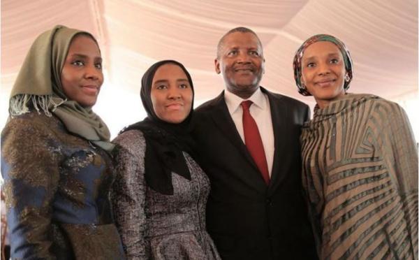 Le milliardaire nigérian Aliko Dangote annonce qu'il est à la recherche d'une épouse.
