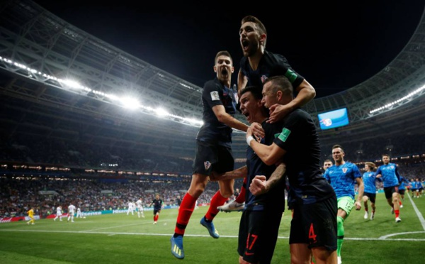 "Mondial 2018: La Croatie, ""pire"" finaliste de l'histoire"