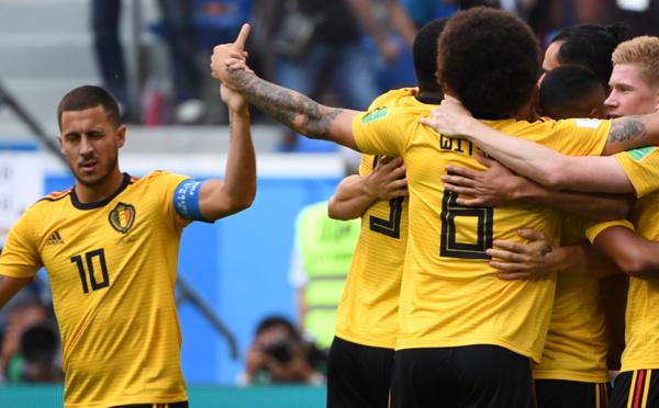 Coupe du monde : la Belgique bat l'Angleterre (2-0) et termine à la 3ème place
