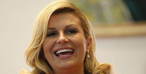 """Mafia, """"Barbie"""" et supportrice: 10 choses à savoir sur la très fair-play présidente croate"""