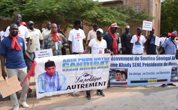 Photos : les images de la marche du Front de Résistance Nationale (FRN) à Guédiawaye et Pikine
