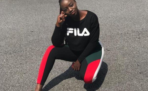 Khady Thiam, La petite sœur Akon, s'éclate au son de Pape Diouf …
