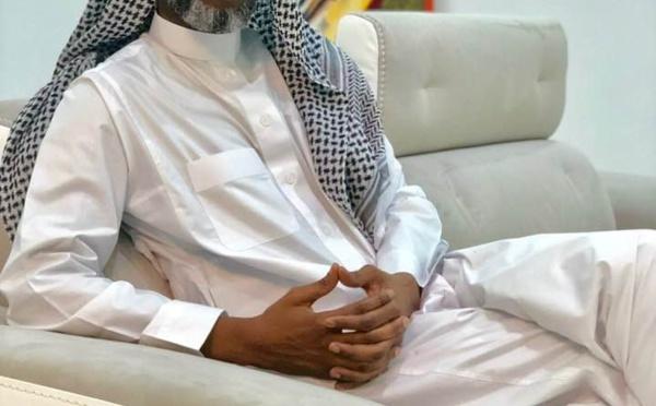 Photos : Bouba Ndour resplendissant à son retour de la Mecque