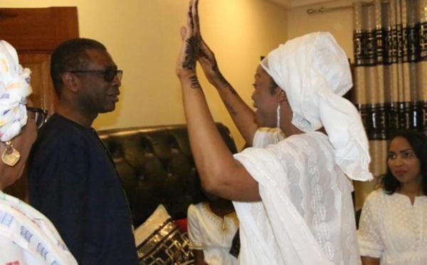 Photos :  « Nganalé » de Aby Ndour, la surprise Youssou Ndour