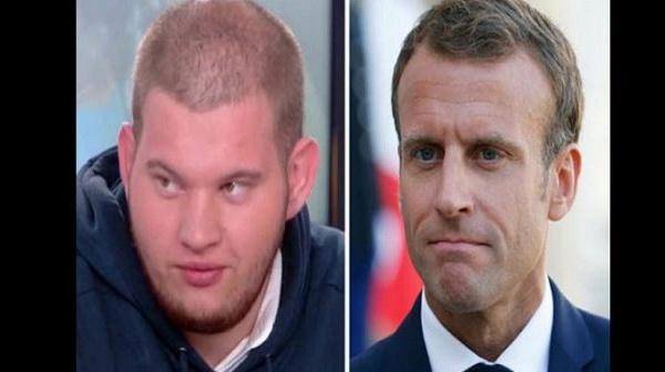 France : Le jeune chômeur qui a interpellé Macron a enfin trouvé un emploi