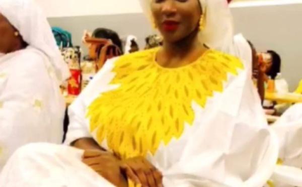 Revoilà Mame Diarra Thiam 'Lissa' en mode grande dame