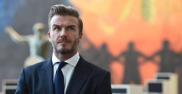 David Beckham, l'autre gagnant des Midterms aux Etats-Unis