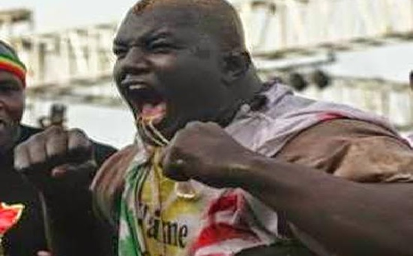 Vidéo: Balla Gaye 2 déchaîné et en feu à Guédiawaye