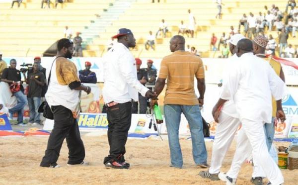 (Video) Modou Lo- Balla Gaye 2 s'affrontent