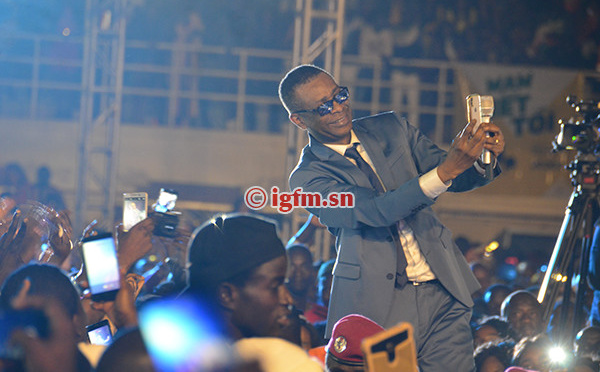 Photos : Youssou Ndour, les plus belles images du Grand bal de Mbour