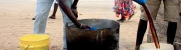 Guédiawaye: Macky distribue du café Touba au meeting