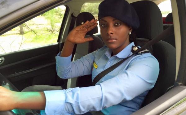 28 Photos : Halima, maîtresse d'un homme marié, la policière qui vous fait chavirer le coeur
