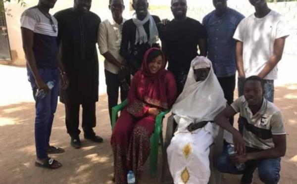 Coup de cœur: Ouly Diop a reçu ses 9 millions de francs CFA (Photos)