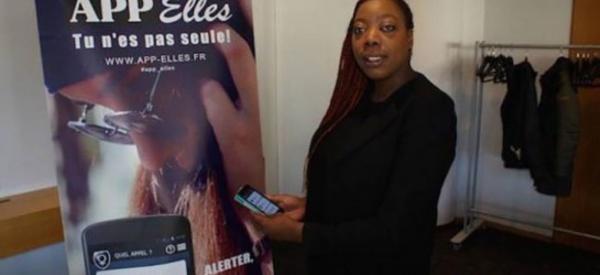 Diarata Ndiaye crée « App-elles », une application pour aider les femmes victimes de violences conjugales