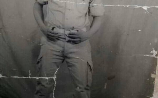 Arrêt sur image : Mamadou Diop Decroix, jeune soldat en 1971