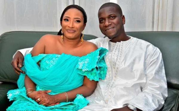 Voici Mamy Diakhaté, la désormais épouse de Papy Amar, fils de Ahmeth Amar NMA SANDERS.