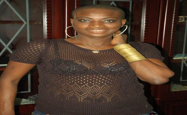 Photo : Ndèye Guèye en mode Pathial et à la garçon